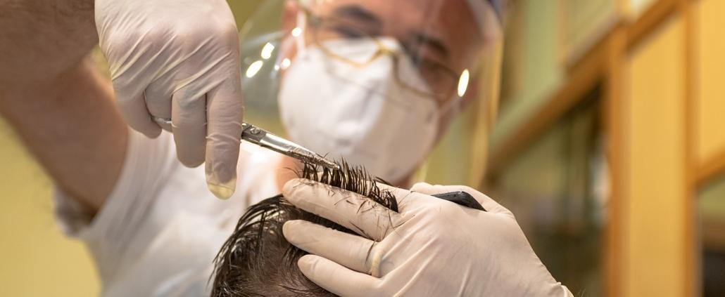 Il taglio dei capelli ai tempi del Covid19